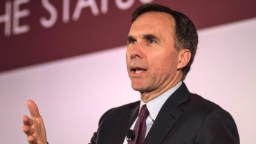 canada finance minister morneau