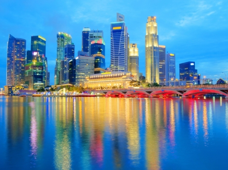 Singapore-Moves-Forward-With-Blockchain-Powered-Interbank-Payments-Project