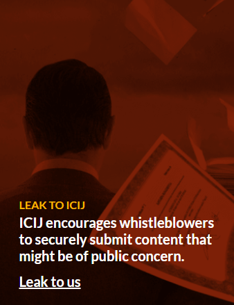 ICIJ whistleblowing